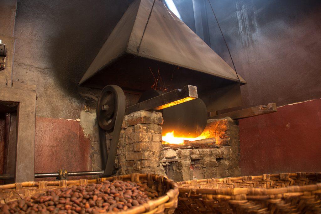 Kakaoröstung