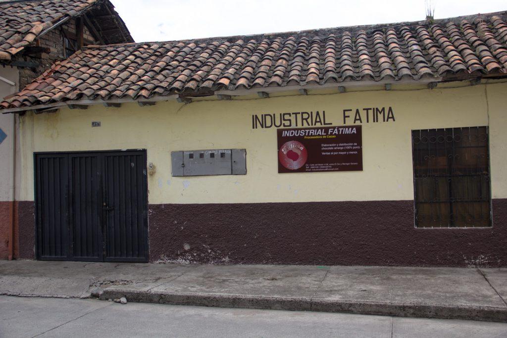 Kakaomanufaktur 'Industrial Fatima'