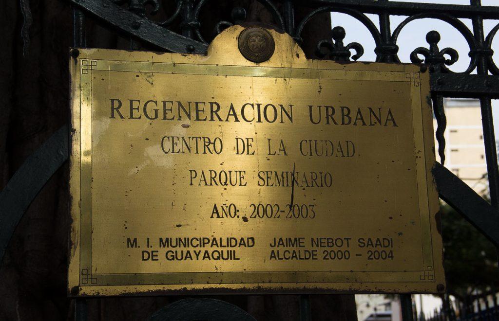 Parque Seminario