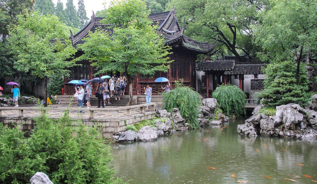 Yu Yuan Garden Shanghai