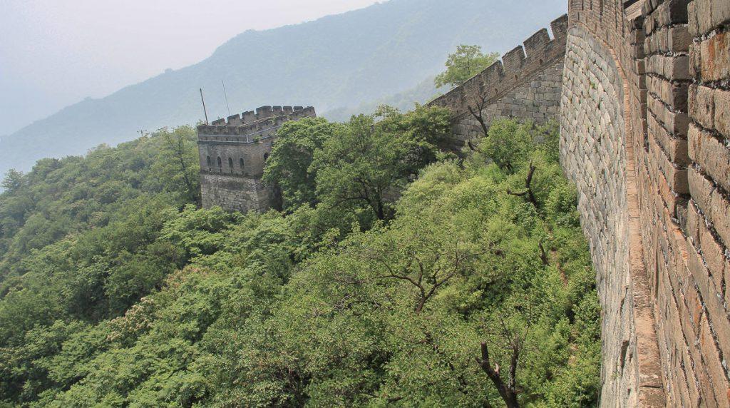 The Great Wall Mutianyu