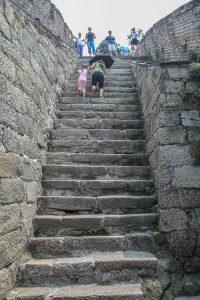 Auch so können Treppen aussehen