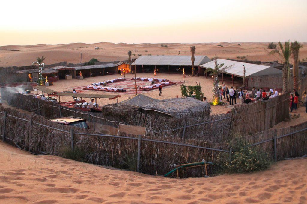 Beduinen Camp