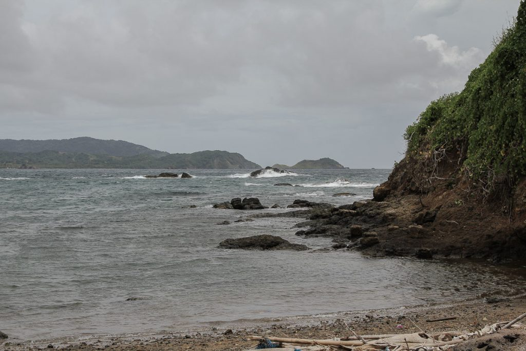 Pinfold Bay auf Tobago