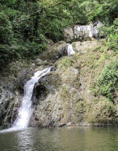Der Argyle-Wasserfall