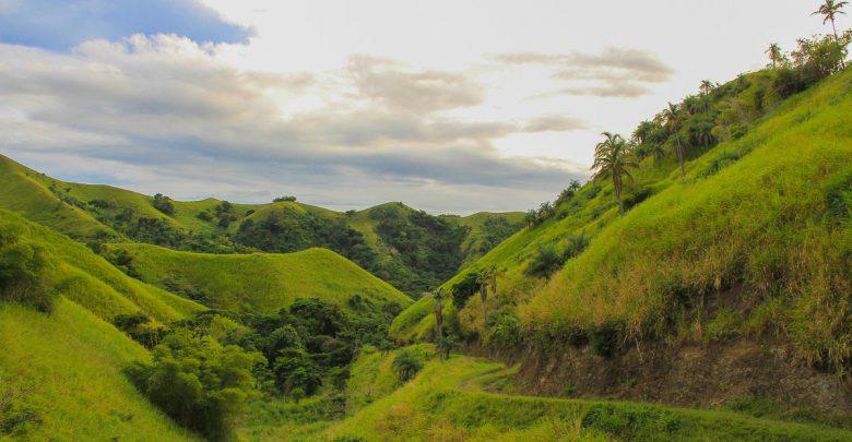 Das Inselinnere von Tobago