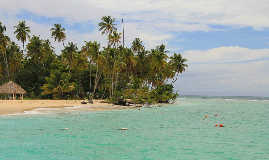 Pigeon Point auf Tobago