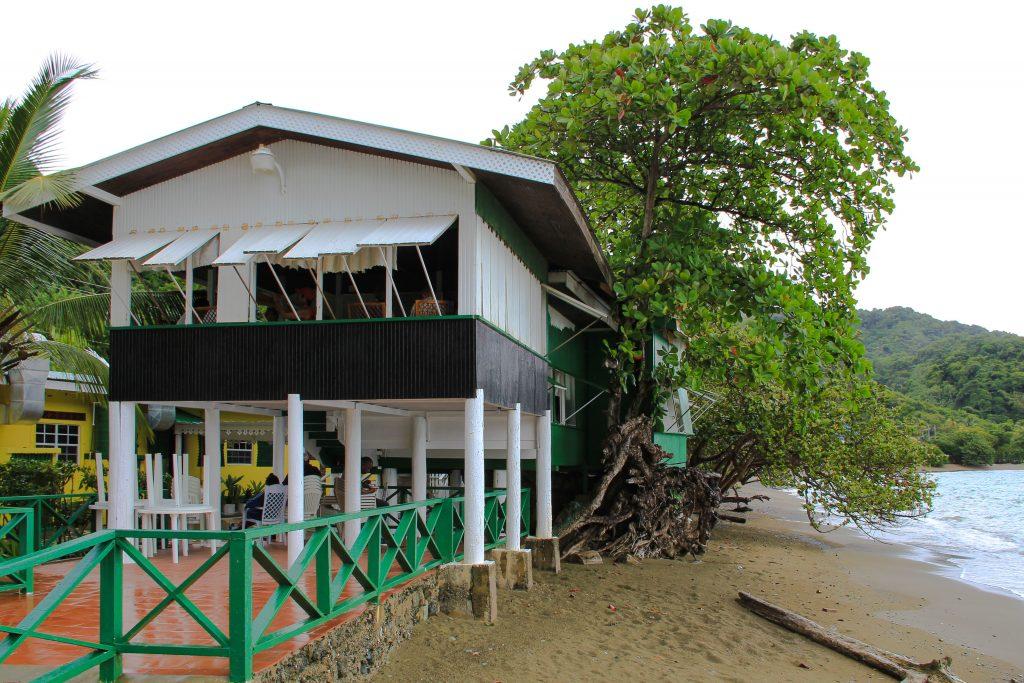 Jemma's Treehouse Restaurant bei Speyside