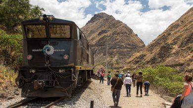 Bild von Mit dem Zug zur Teufelsnase | Nariz del Diablo in Ecuador