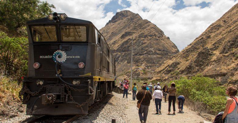 Tren Ecuador vor der Teufelsnase