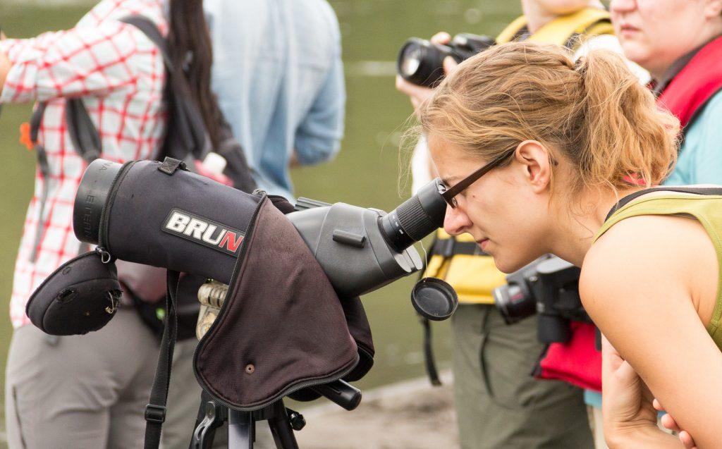 Vogelbeobachtung im Yasuní-Nationalpark
