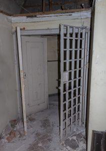 Eingang in die Etagen von Pablo Escobar