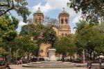 Catedral Metropolitana am Parque Botero