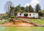 das älteste Haus am Ufer