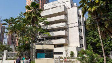 Das Edificio Monaco in Medellin, das Wohnhaus von Pablo Escobar