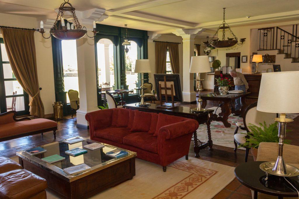 Lobby im Hotel Patios de Cafayate - Wine Hotel & SPA