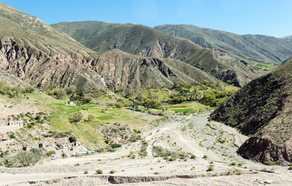 Tal bei Purmamarca