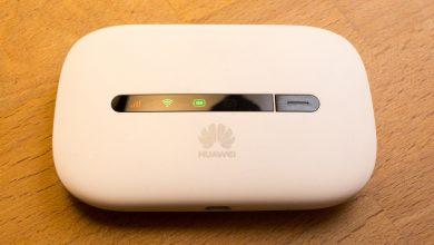 Photo of Huawei E5330 3G mobiler WiFi-Hotspot
