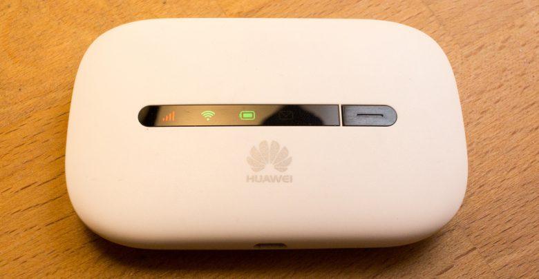 Huawei E5330 mobiler WiFi-Hotspot