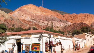 Photo of Purmamarca und der Cerro de los Siete Colores