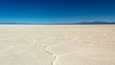 Photo of Die Salinas Grandes del Noroeste in Salta und Jujuy