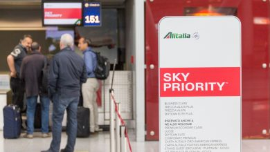 Photo of Mit Alitalia in der Business-Class nach Rom