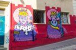 Street Art in Valparaíso