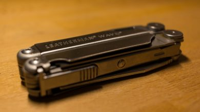 Multitool Leatherman Wave