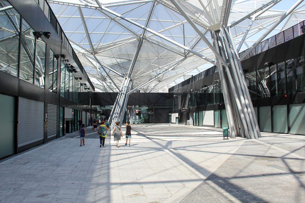 Hauptbahnhof Garibaldi in Neapel