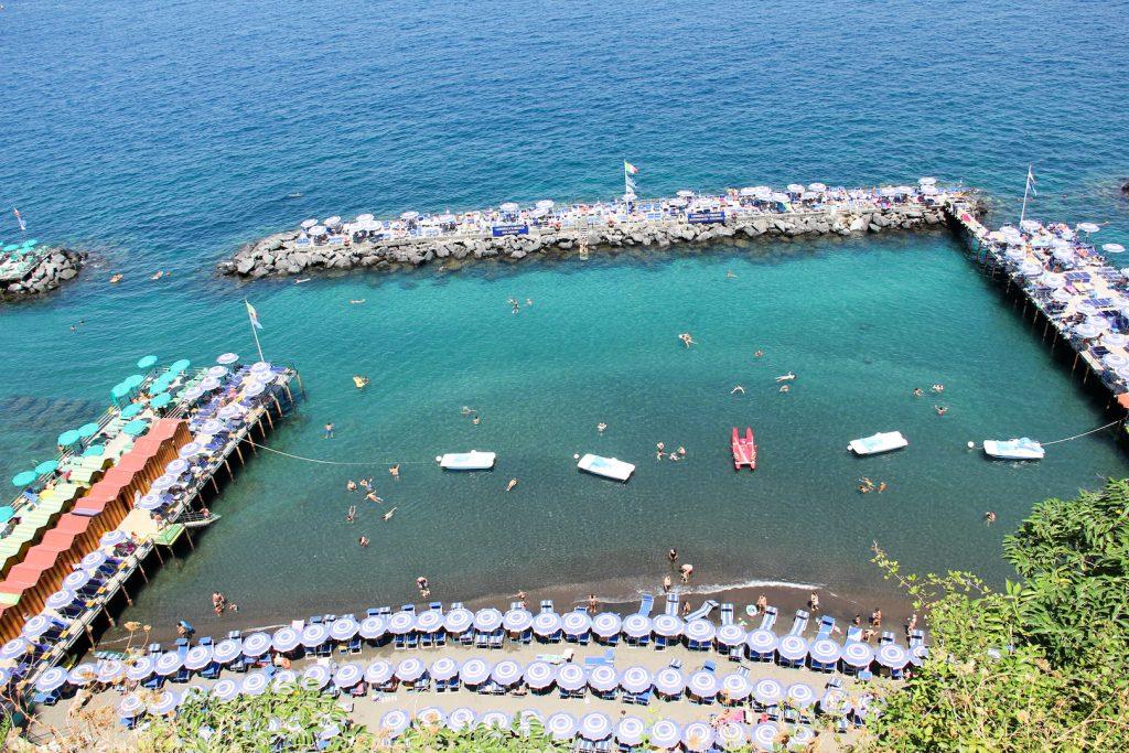 Strand San Francesco Sorrent
