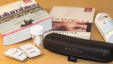 Bild von Kontaktlinsen oder Brille auf Reisen? Meine Erfahrungen und Tipps