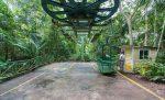 Bergstation der Seilbahn im Resort