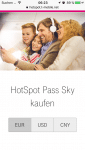 HotSpot Pass Sky kaufen
