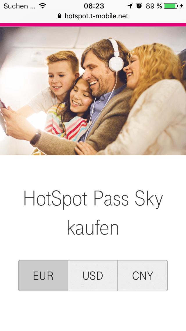 Hotspot Pass Kaufen