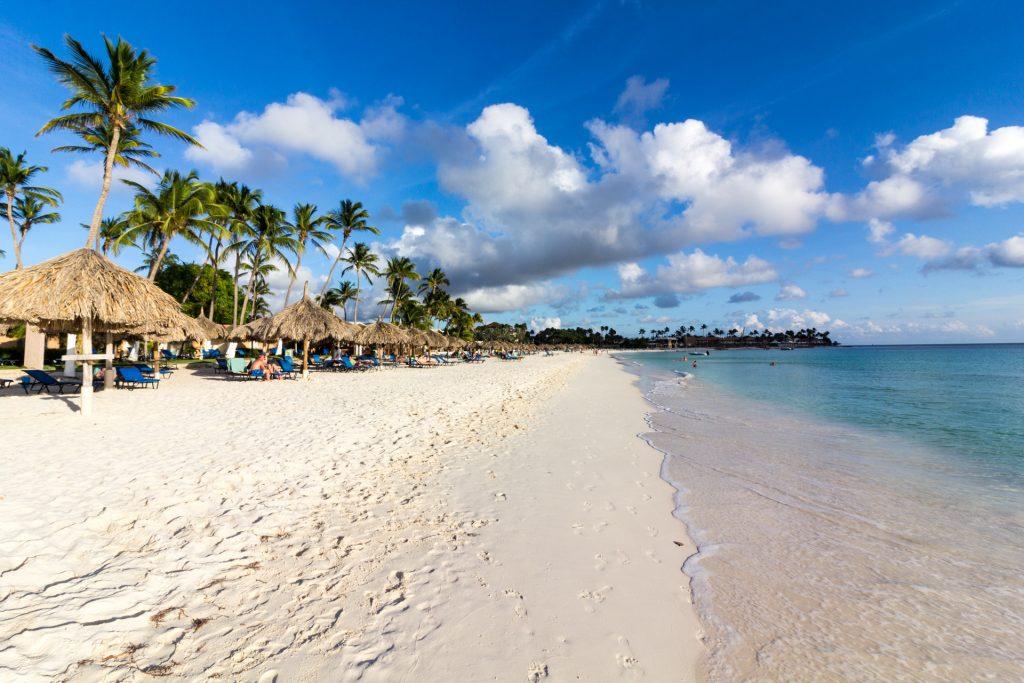 Divi Beach direkt am All-Inclusive Resort
