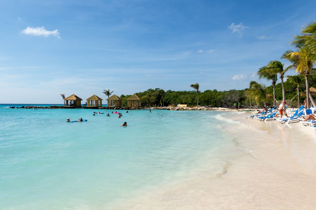 Renaissance Island die Privatinsel vor Aruba