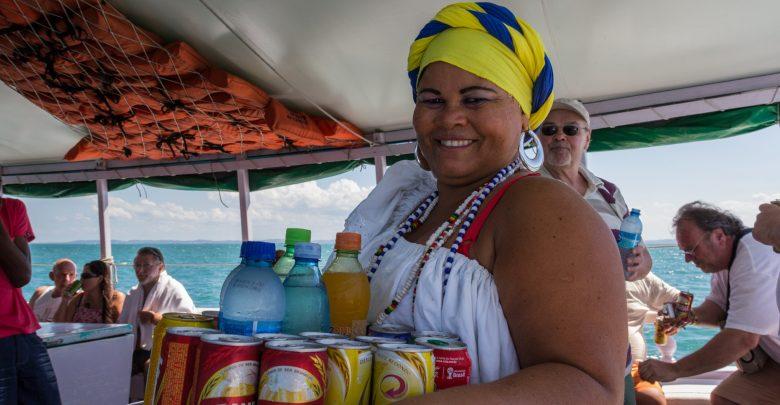 Salvador: perfekter Service auf dem Boot