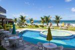 Pool & Strand vom Kembali Hotel