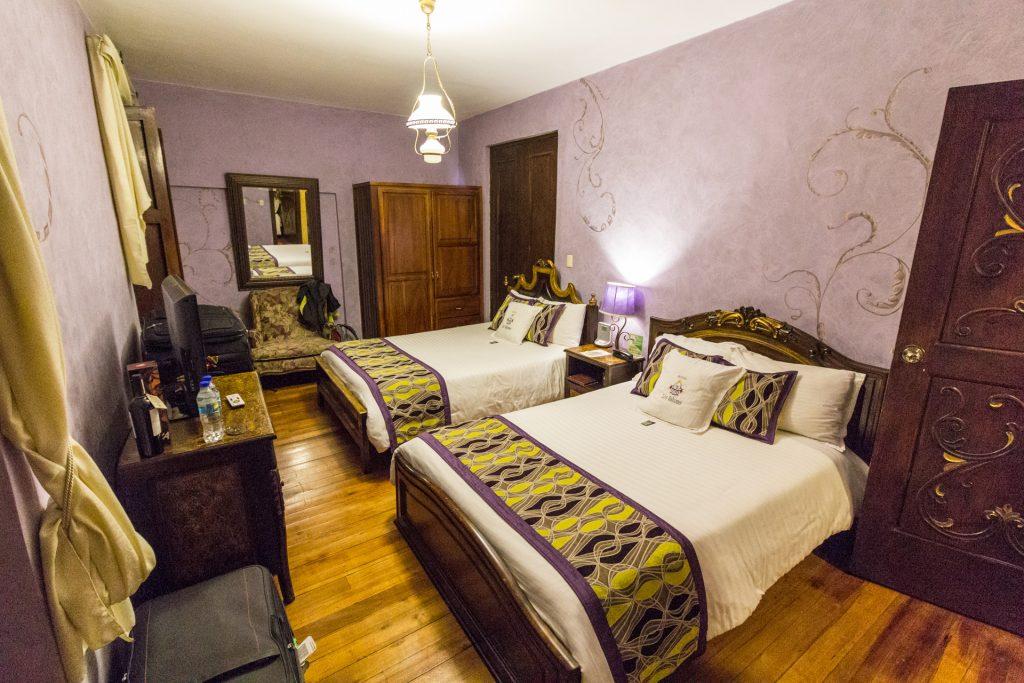 Wer möchte hier nicht schlafen? - Hotel Los Balcones