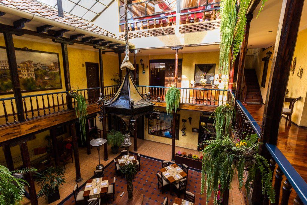 Das boutique hotel los balcones in cuenca ein review for Was ist ein boutique hotel