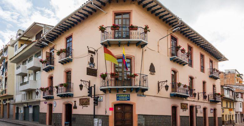 Hotel Los Balcones in Cuenca