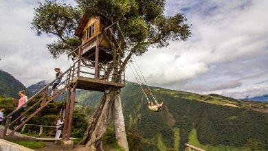 La Casa del Arbol in Baños | Die Schaukel am Ende der Welt