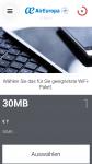 30MB Internetpaket bei Air Europa für 7,- Euro