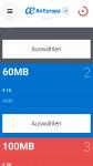 60MB Internetpaket bei Air Europa für 13,- Euro