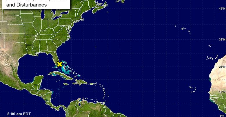 National Hurricane Center: aktuell keine Hurrikans gemeldet