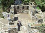 Inti Punku - der ehemalige Haupteingang