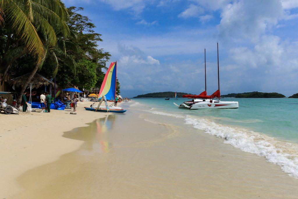 Koh Samui - ein Paradies für Wassersportler
