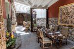 Restaurant im Hotel La Casona