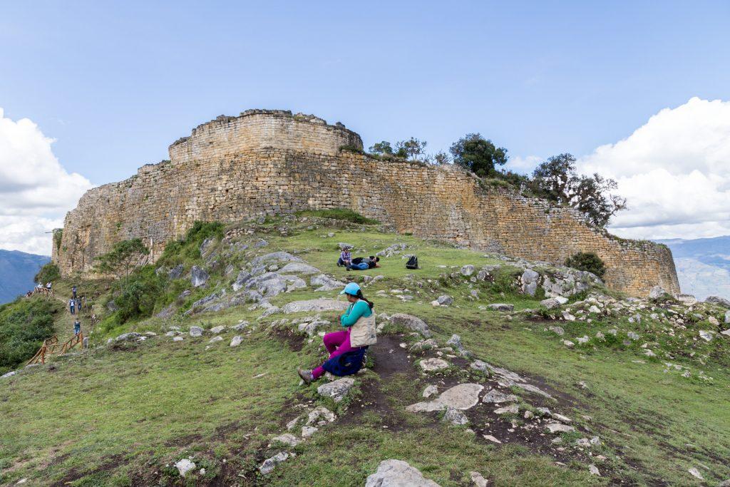 Kuélap - die Festung der Chachapoya