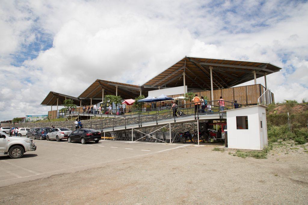 Der Flughafen von Jaén
